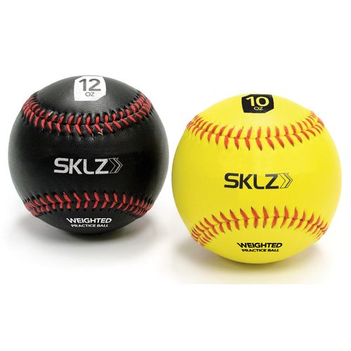 SKLZ Weighted Baseballs 2-Pack - view number 1