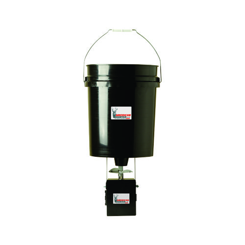 American Hunter 40 lb. Hanging Feeder with E-Kit
