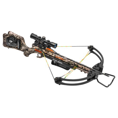 Wicked Ridge InvaderG3 Compound Crossbow Set