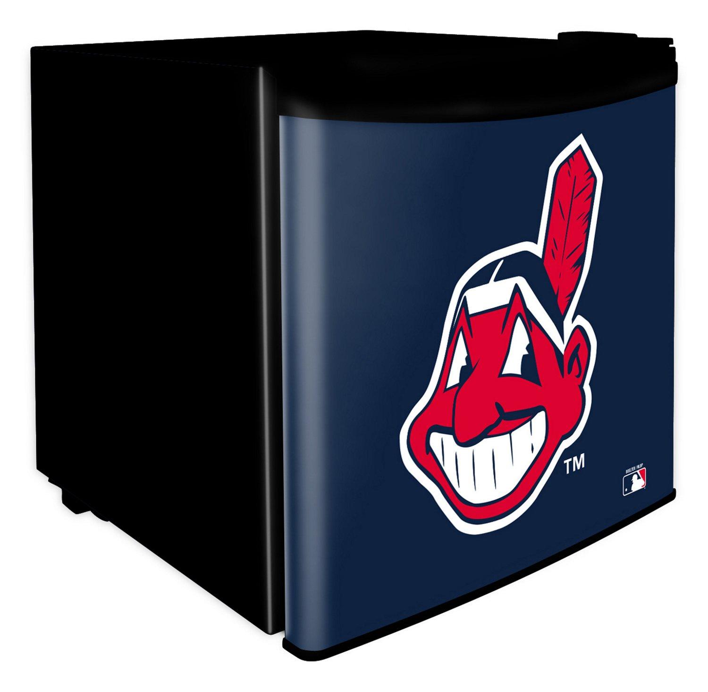 Boelter Brands Cleveland Indians 1.7 cu. ft. Dorm Room Refrigerator hot sale