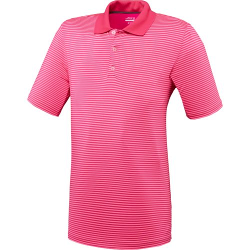 BCG™ Men's Golf Ministripe Tru Wick Short Sleeve