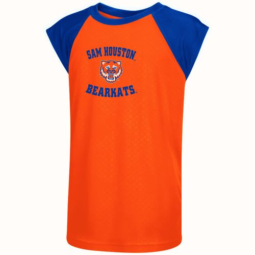 Colosseum Athletics™ Boys' Sam Houston State University Gridlock Tank Top