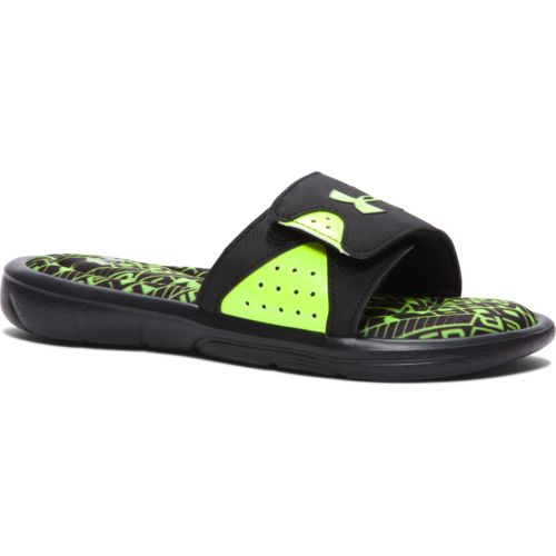 Under Armour™ Boys' Ignite Velocity IV Slides