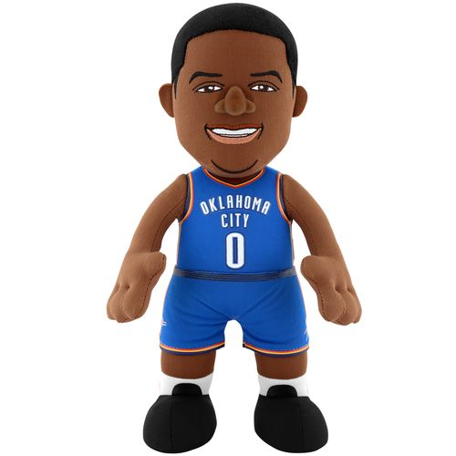 "Bleacher Creatures™ Oklahoma City Thunder Russell Westbrook #0 10"" Plush Figure"