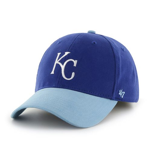 '47 Toddlers' Kansas City Royals Short Stack MVP Cap