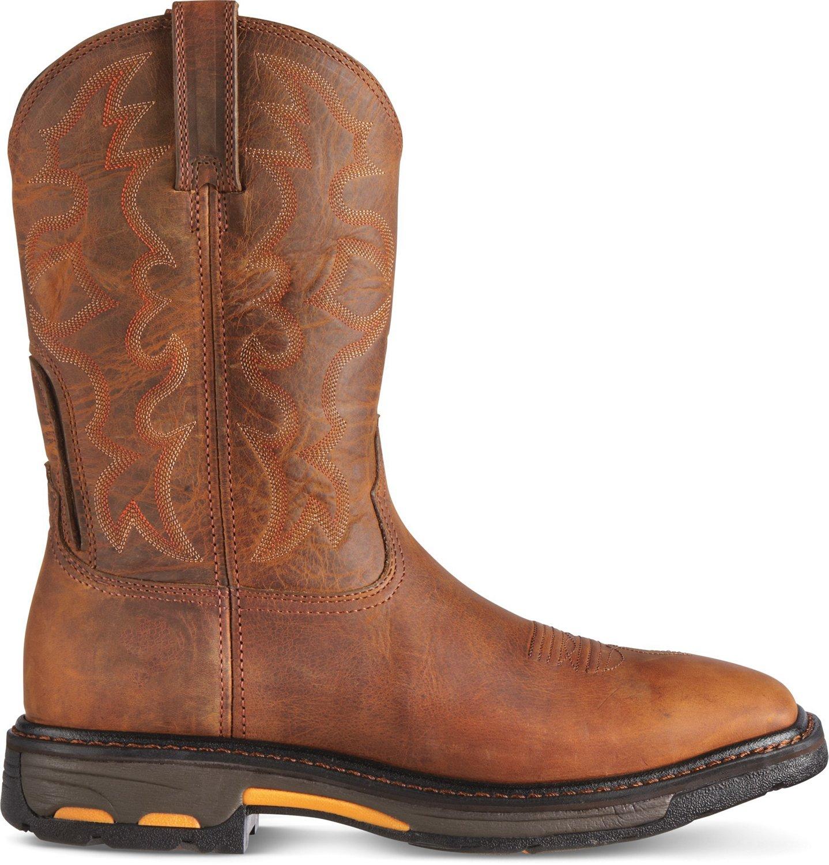 Ariat Men's Workhog Steel-Toe Western Work Boots