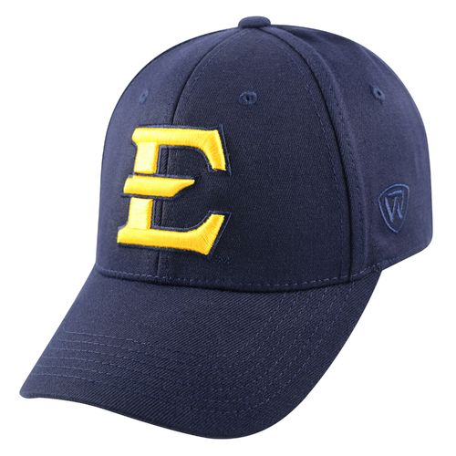 Top of the World Adults' East Tennessee State University Premium Collection M-F1T™ Cap