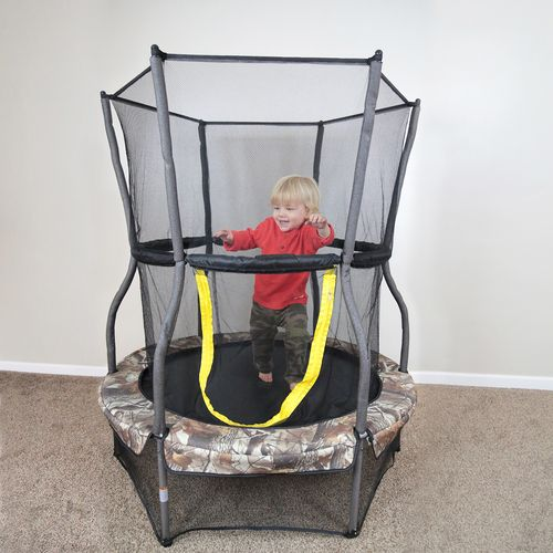 Skywalker Trampolines 4' Round Mini Trampoline with Enclosure - view number 2