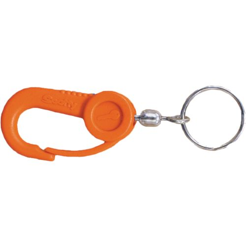 Scotty Snap Hook Key Chain