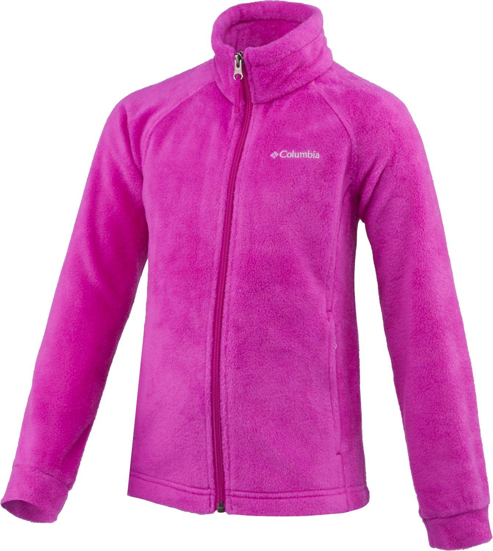 Columbia Sportswear Girls' Benton Springs™ Fleece Jacket