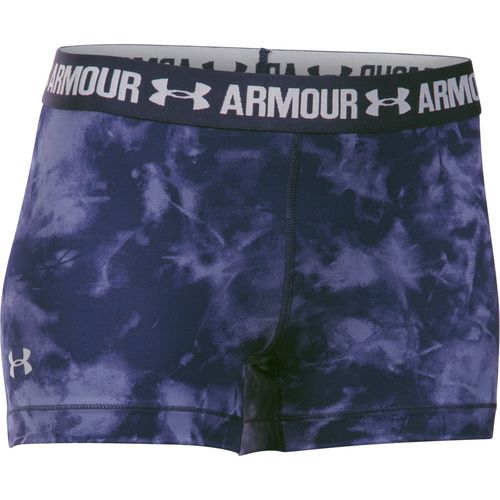 "Under Armour™ Women's Armour Printed Shorty 3"" Short"