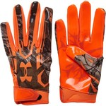 Under Armour® Boys' Realtree F5 Receiver Gloves
