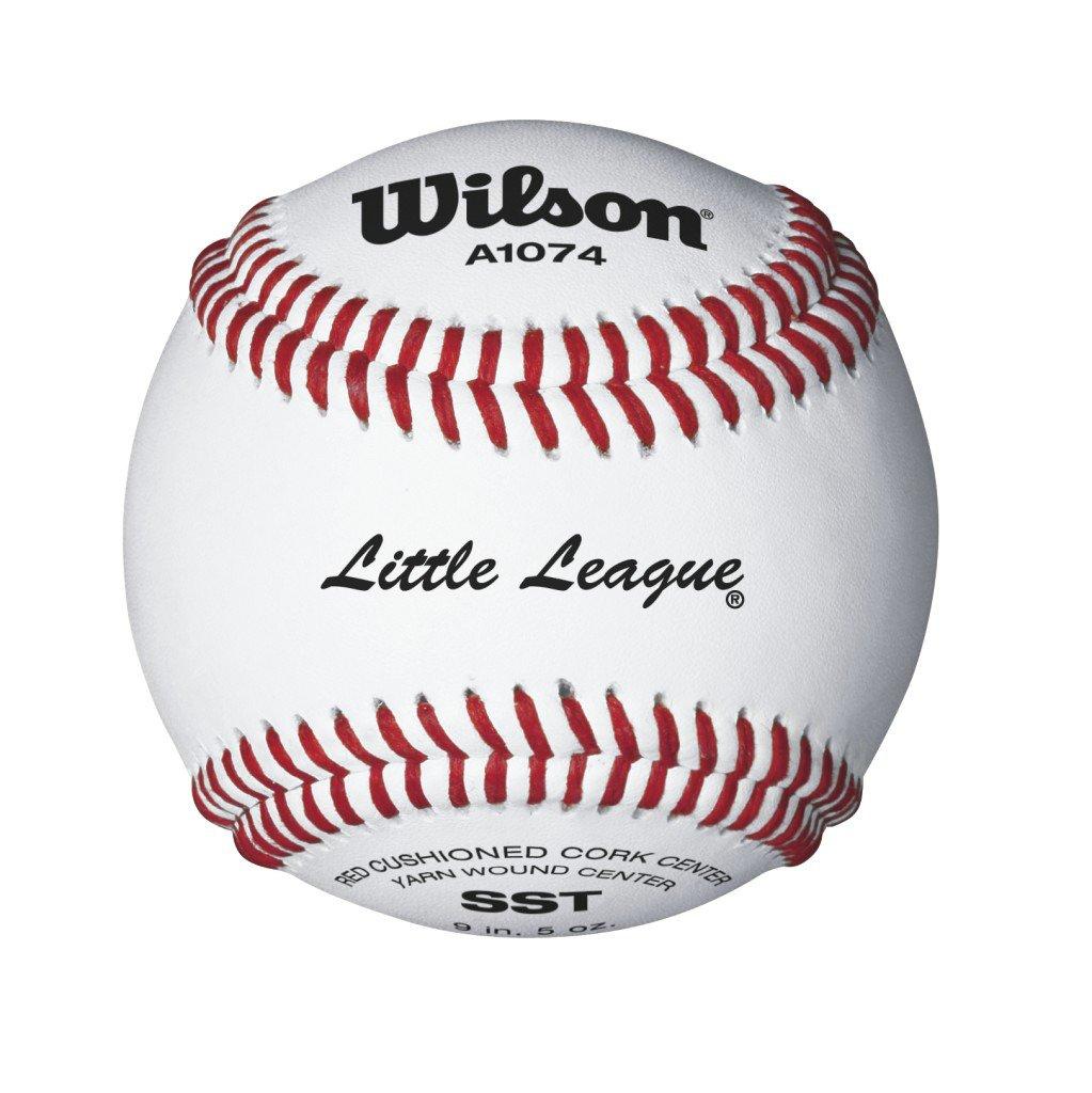 Wilson Tournament Little League Baseballs 12-Pack
