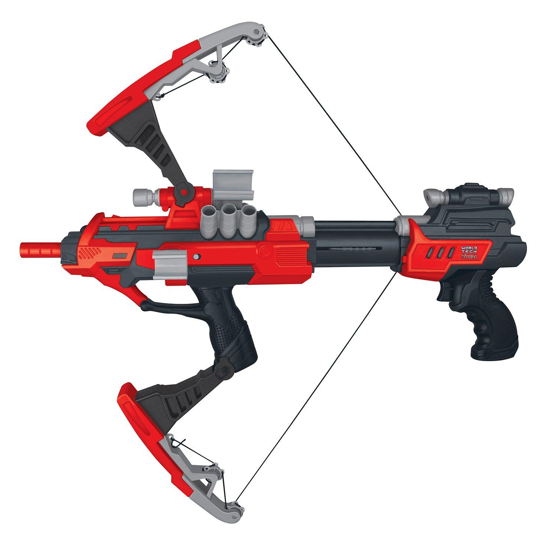 World Tech Toys Warrior Phoenix Convertible Crossbow Dart