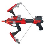 World Tech Toys Warrior Phoenix Convertible Crossbow Dart Blaster