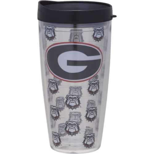 Signature Tumblers University of Georgia Super Traveler 22 oz. Thermal Insulated Tumbler