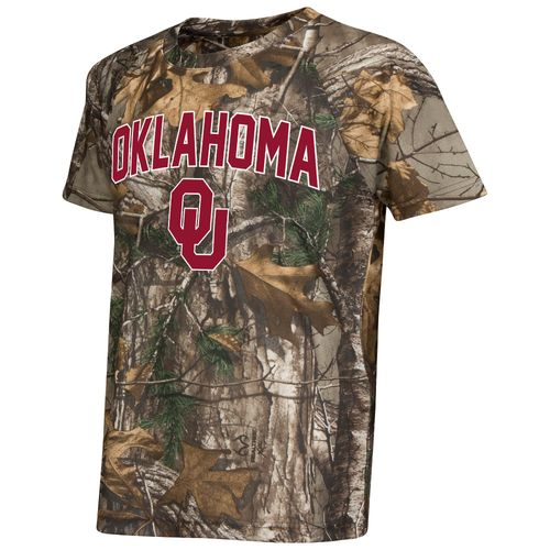 Colosseum Athletics™ Boys' University of Oklahoma Buckshot T-shirt
