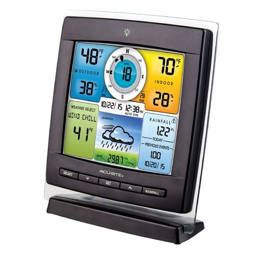 AcuRite Pro 5-in-1 Color Weather Station - view number 4