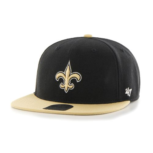 '47 Kids' New Orleans Saints Lil Shot 2-Tone Captain Cap