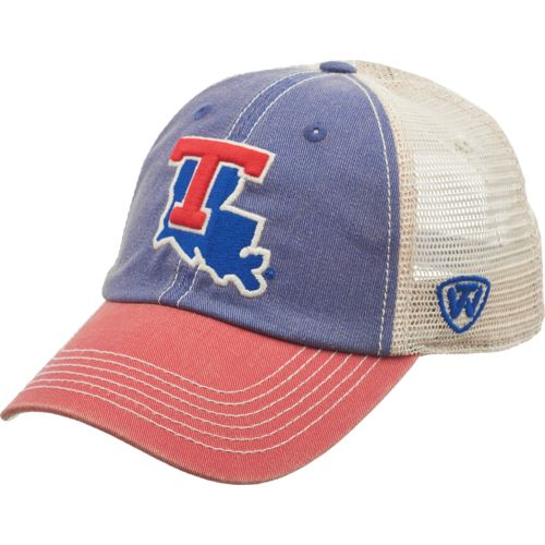 Top of the World Men's Louisiana Tech University Off-Road Adjustable Cap