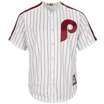 Majestic Men's Philadelphia Phillies Larry Bowa #10 Cool Base Cooperstown Jersey - view number 3