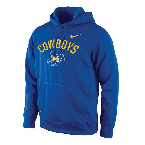 Nike™ Men's McNeese State University Therma-FIT Pullover Hoodie