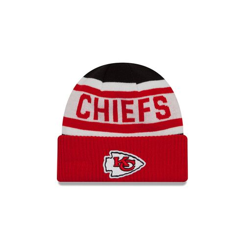 New Era Men's Kansas City Chiefs Biggest Fan Knit Cap