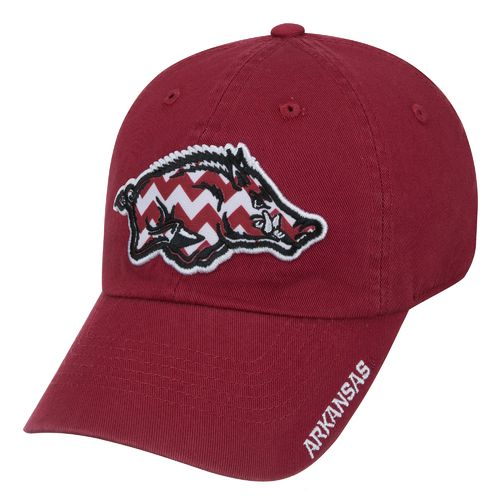 Top of the World Women's University of Arkansas Chevron Crew Cap