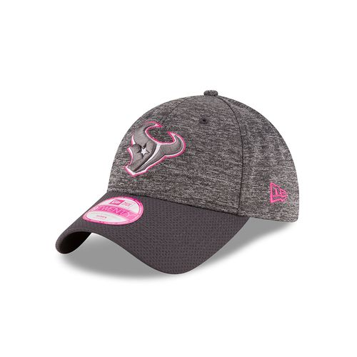 New Era Women's Houston Texans 9TWENTY® Breast Cancer Awareness Cap