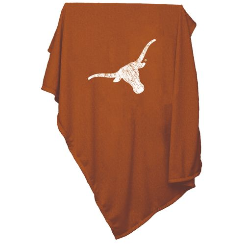 Logo™ University of Texas Sweatshirt Blanket