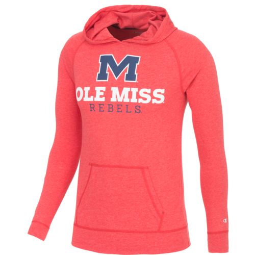 Champion™ Men's University of Mississippi Raglan Pullover Hoodie