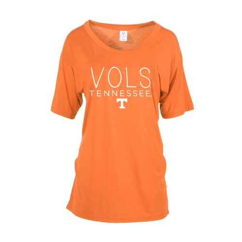 NCAA Women's University of Tennessee Aimee Oversize T-shirt