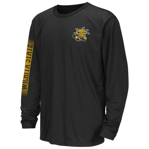 Colosseum Athletics™ Boys' Wichita State University Long Sleeve Shirt