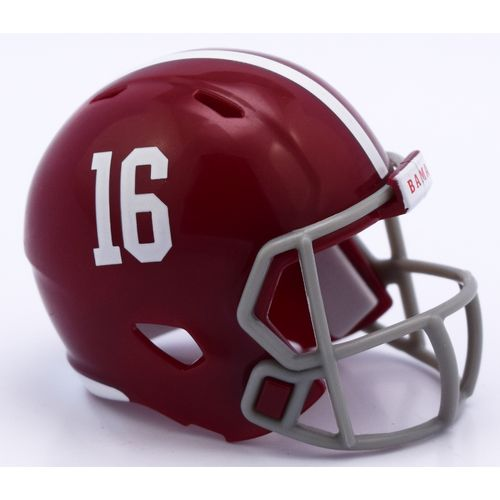 Riddell™ University of Alabama #16 Speed Pocket-Size Helmet