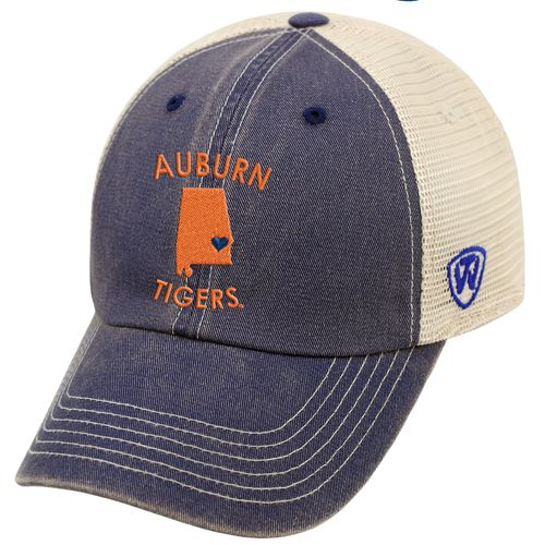 Top of the World Women's Auburn University Roots Cap
