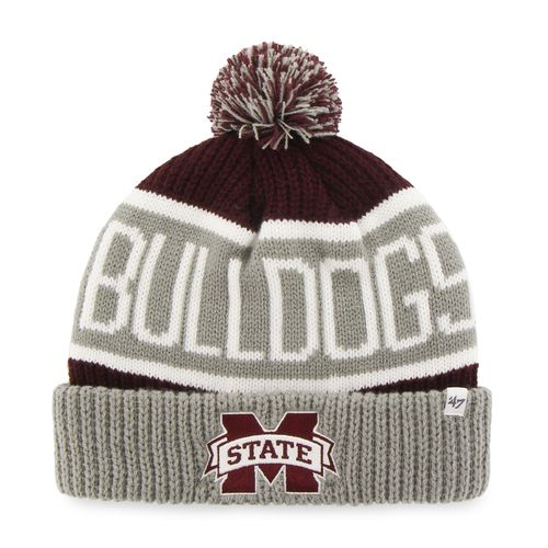 '47 Mississippi State University Calgary Cuff Knit Beanie