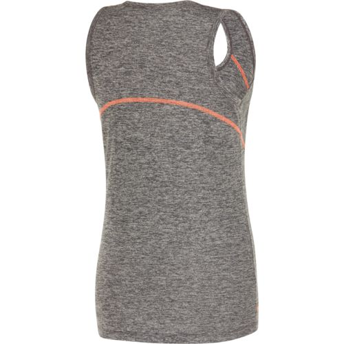 BCG Women's Heathered Training Tech Tank Top - view number 2