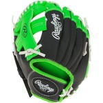 Rawlings Youth Player Basket Web 9 in Pitcher/Infield Glove Left-handed - view number 3
