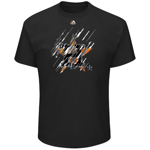 Majestic Men's Houston Astros Playing the Shift T-shirt