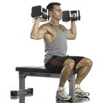 PowerBlock Classic 50 Dumbbell Set - view number 2