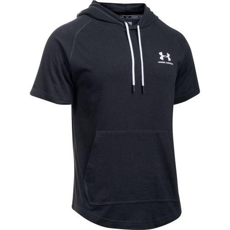Under Armour Men's Sportstyle Short Sleeve Hoodie | Academy
