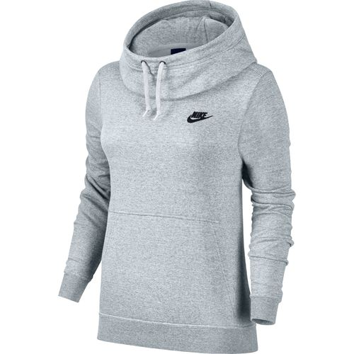 Nike Women's Sportswear Funnel Neck Hoodie - view number 1