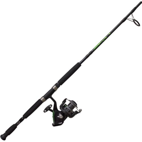 Display product reviews for Zebco Bite Alert™ 7' Electronic Spinning Rod and Reel Combo