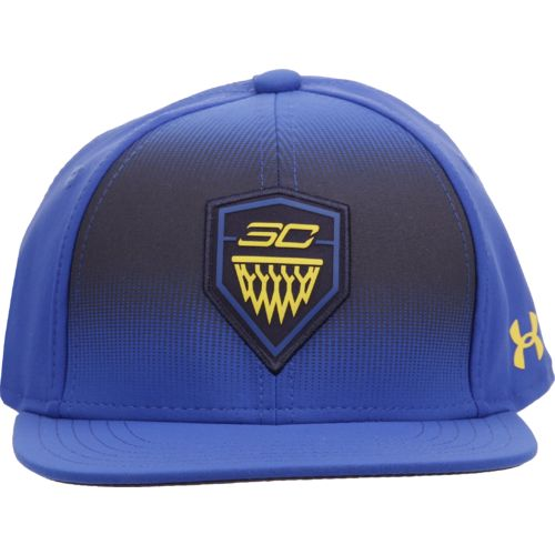 Under Armour Boys' SC30 Essential Snapback Cap
