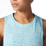 adidas Women's Flecks Muscle Tank Top - view number 5