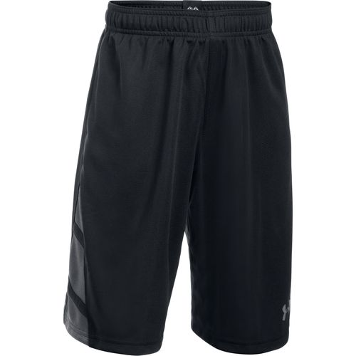 Under Armour Boys' Triple Double Basketball Short