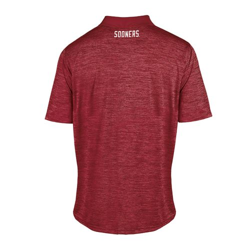 Champion™ Men's University of Oklahoma Synthetic Colorblock Polo Shirt - view number 2