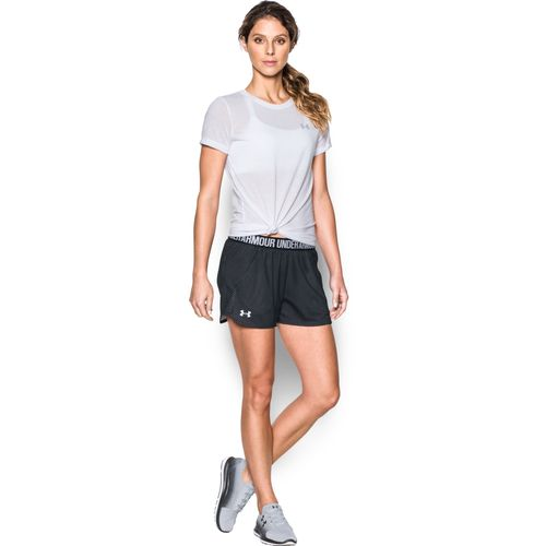 Under Armour Women's Mesh Play Up 2.0 Short - view number 4