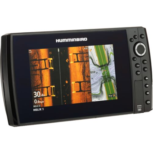 Display product reviews for Humminbird Helix 9 CHIRP MEGA SI Sonar/GPS G2N Chartplotter