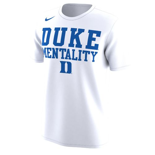 Nike Men's Duke University Basketball Legend Mentality Bench T-shirt